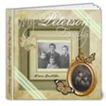3The Lars Peterson Family - 8x8 Deluxe Photo Book (20 pages)