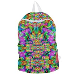 Pattern 854 Foldable Lightweight Backpack