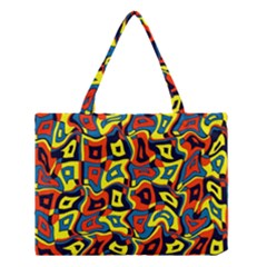 Pattern 3 Medium Tote Bag