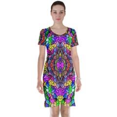 Pattern 807 Short Sleeve Nightdress