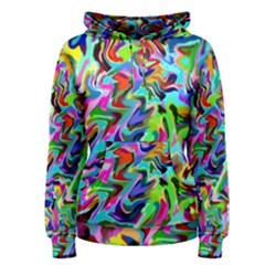Artwork By Patrick Pattern 9 Women s Pullover Hoodie
