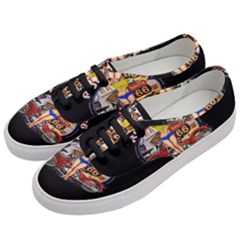 Route 66 Women s Classic Low Top Sneakers by ArtworkByPatrick