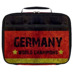 Football World Cup Full Print Lunch Bag by Valentinaart
