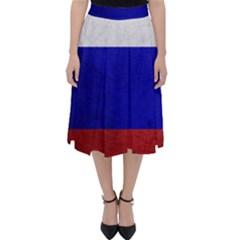 Football World Cup Folding Skater Skirt by Valentinaart