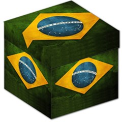 Football World Cup Storage Stool 12   by Valentinaart