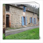 Water mill in France - 8x8 Photo Book (20 pages)