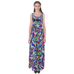 Pattern 10 Empire Waist Maxi Dress
