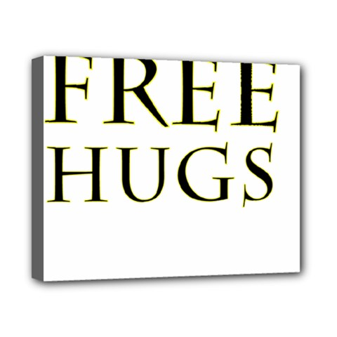 Freehugs Canvas 10  X 8  by cypryanus