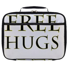 Freehugs Full Print Lunch Bag