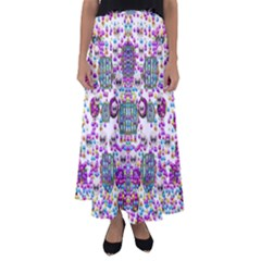 Alien Sweet As Candy Flared Maxi Skirt