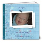 Our little guy - 8x8 Photo Book (20 pages)