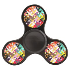 Colorful Shapes                         Finger Spinner by LalyLauraFLM