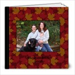 Wellons - 8x8 Photo Book (20 pages)
