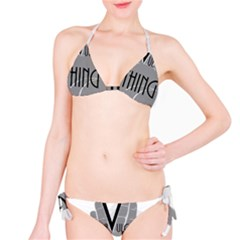 Vulcan Thing Bikini Set by Howtobead