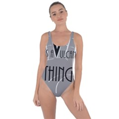 Vulcan Thing Bring Sexy Back Swimsuit by Howtobead