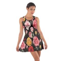 Blossoms Cotton Racerback Dress