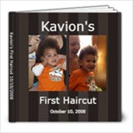 haircut - 8x8 Photo Book (20 pages)