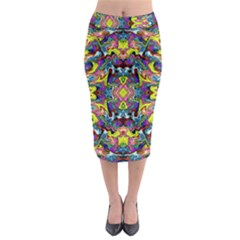 Pattern 12 Midi Pencil Skirt