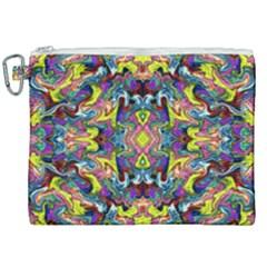 Pattern 12 Canvas Cosmetic Bag (xxl) by ArtworkByPatrick