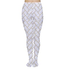 BRICK2 WHITE MARBLE & SAND (R) Women s Tights