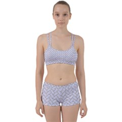 BRICK2 WHITE MARBLE & SAND (R) Women s Sports Set