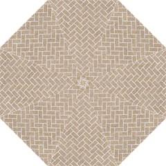 Brick2 White Marble & Sand Hook Handle Umbrellas (large)