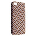 WOVEN2 WHITE MARBLE & RUSTED METAL (R) Apple iPhone 5 Premium Hardshell Case View2