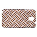 WOVEN2 WHITE MARBLE & RUSTED METAL (R) Samsung Galaxy Note 3 N9005 Hardshell Case View1