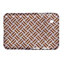 WOVEN2 WHITE MARBLE & RUSTED METAL (R) Samsung Galaxy Tab 2 (7 ) P3100 Hardshell Case  View1