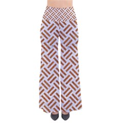 WOVEN2 WHITE MARBLE & RUSTED METAL (R) Pants