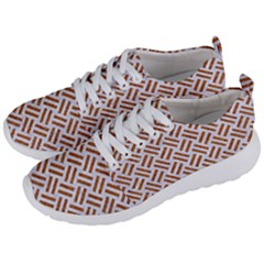 WOVEN2 WHITE MARBLE & RUSTED METAL (R) Men s Lightweight Sports Shoes