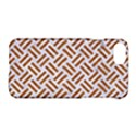 WOVEN2 WHITE MARBLE & RUSTED METAL (R) Apple iPhone 8 Hardshell Case View1