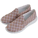 WOVEN2 WHITE MARBLE & RUSTED METAL (R) Men s Lightweight Slip Ons View2