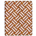 WOVEN2 WHITE MARBLE & RUSTED METAL Apple iPad 3/4 Flip Case View1