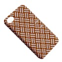 WOVEN2 WHITE MARBLE & RUSTED METAL Apple iPhone 4/4S Hardshell Case with Stand View5