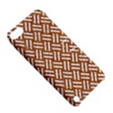 WOVEN2 WHITE MARBLE & RUSTED METAL Apple iPod Touch 5 Hardshell Case with Stand View5