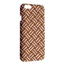 WOVEN2 WHITE MARBLE & RUSTED METAL Apple iPhone 6 Plus/6S Plus Hardshell Case View3