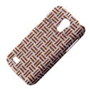 WOVEN1 WHITE MARBLE & RUSTED METAL (R) Galaxy S4 Mini View4