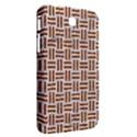 WOVEN1 WHITE MARBLE & RUSTED METAL (R) Samsung Galaxy Tab 3 (7 ) P3200 Hardshell Case  View2