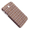 WOVEN1 WHITE MARBLE & RUSTED METAL (R) Samsung Galaxy Tab 3 (7 ) P3200 Hardshell Case  View5