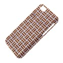 WOVEN1 WHITE MARBLE & RUSTED METAL (R) Apple iPhone 5C Hardshell Case View4