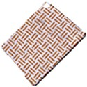 WOVEN1 WHITE MARBLE & RUSTED METAL (R) Apple iPad Pro 9.7   Hardshell Case View5