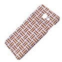 WOVEN1 WHITE MARBLE & RUSTED METAL (R) Samsung C9 Pro Hardshell Case  View4