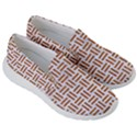 WOVEN1 WHITE MARBLE & RUSTED METAL (R) Women s Lightweight Slip Ons View3