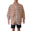 WOVEN1 WHITE MARBLE & RUSTED METAL Wind Breaker (Kids) View1