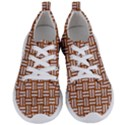 WOVEN1 WHITE MARBLE & RUSTED METAL Women s Lightweight Sports Shoes View1