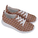 WOVEN1 WHITE MARBLE & RUSTED METAL Women s Lightweight Sports Shoes View3