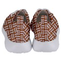 WOVEN1 WHITE MARBLE & RUSTED METAL Women s Lightweight Sports Shoes View4
