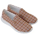 WOVEN1 WHITE MARBLE & RUSTED METAL Women s Lightweight Slip Ons View3