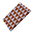 TRIANGLE3 WHITE MARBLE & RUSTED METAL iPad Air 2 Hardshell Cases View4